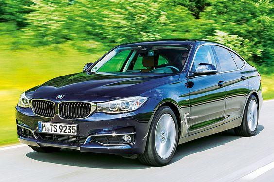 100.000 Kilometer mit dem BMW 3er GT: Im AUTO BILD-Dauertest lockte der Bayer…