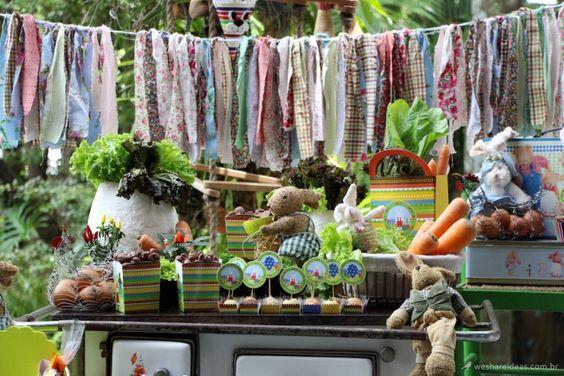 Festa Páscoa Fazendinha/ Easter Party Farm