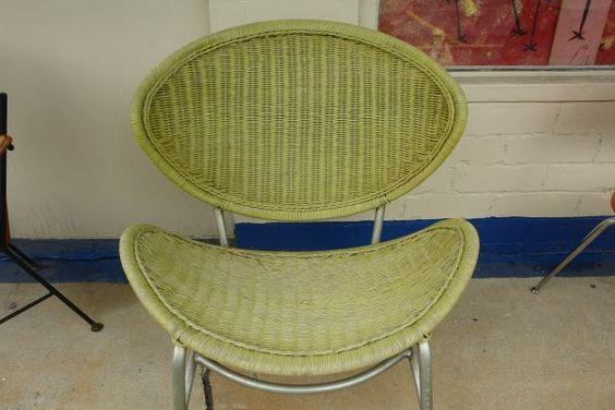chair idea ---use oil barrel instead