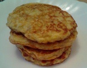 Recette de pancakes paléo