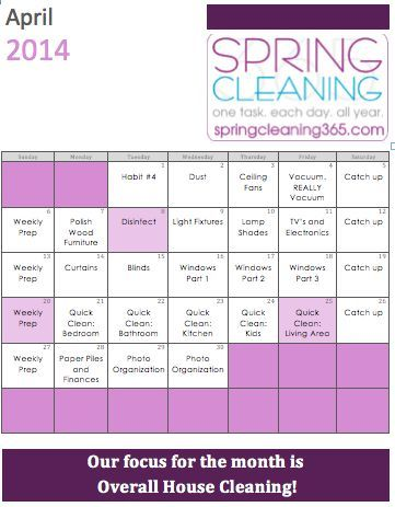 Spring cleaning cleaning and spring on pinterest What month is spring cleaning
