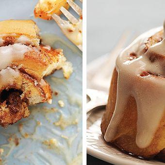 "Slow Cooker ""Homemade"" Cinnamon Rolls SmartPoints 9"