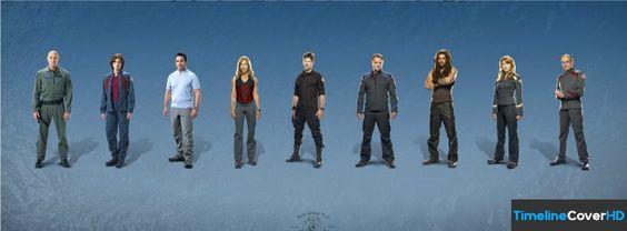 Stargate Atlantis Facebook Timeline Cover Facebook Cover