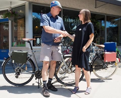 Partnership Farmstead Bike Shop Bike Shop Shopping Partners