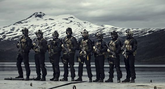 Norway's Forsvarets Spesialkommando