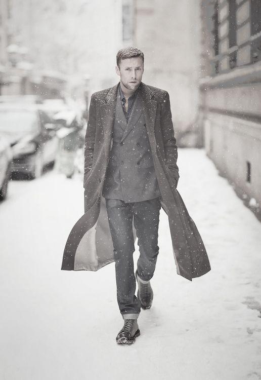 snowy style.