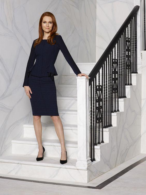 "SCANDAL - ABC's ""Scandal"" stars Darby Stanchfield as Abby Whelan.  (ABC/Craig Sjodin)"