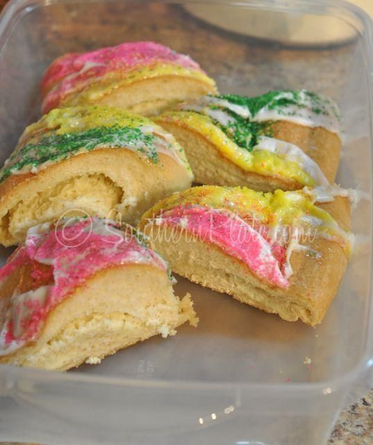 King cakes, King and Cakes on Pinterest