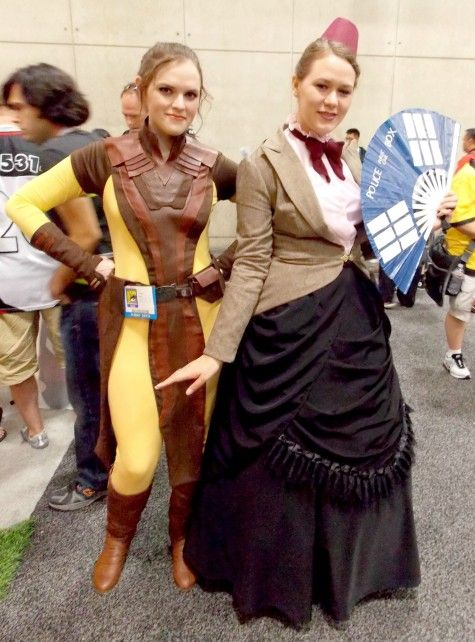 Rue The Day! » Over 200 Fantastic Cosplay Costumes From Comic Con 2013