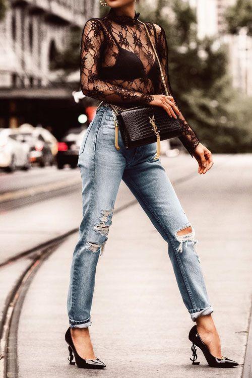 Style Crush - Saint Laurent Opyum Heels