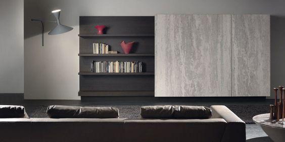 N.C. LANDSCAPE Designed By Massimo Castagna For Acerbis   Interior Details    Pinterest   Landscape Designs, TVs And Tv Cabinets