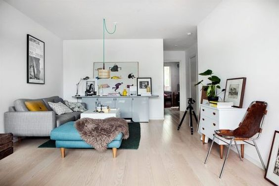 Un appartement moderne et familial | PLANETE DECO a homes world | Bloglovin'