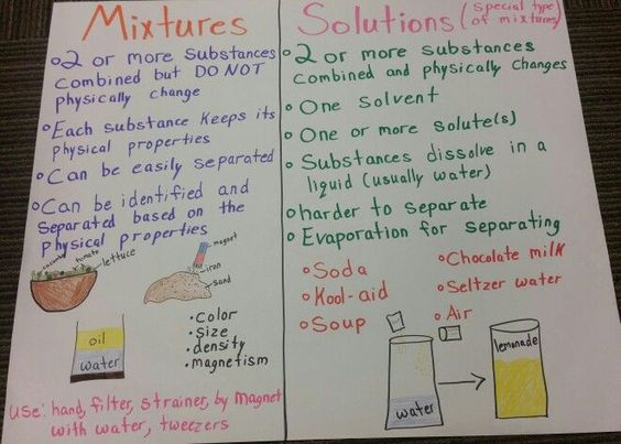 Science Anchor Charts on Pinterest | Anchor Charts, Science ...