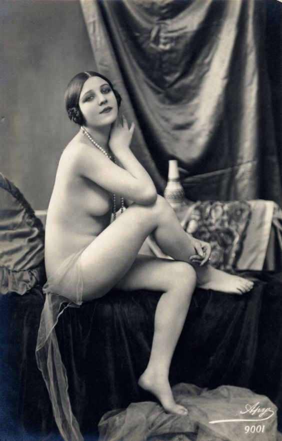 Teen Postcard Naked 30