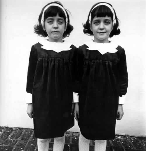 Diane Arbus - twins