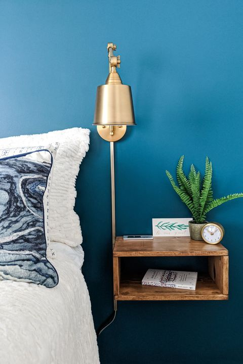 21 Diy Floating Nightstands That Ll Upgrade Your Bedroom In A Snap