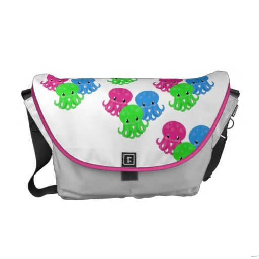 Kawaii Octopus bag Messenger Bag