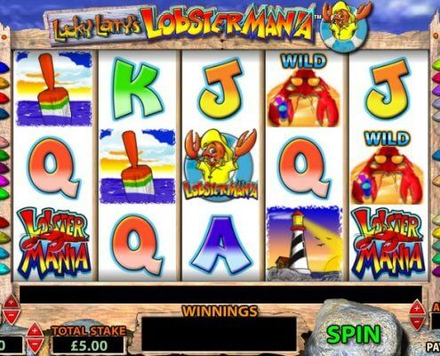 Lobstermania 918kiss Scr888 Slot Game Casino Free Download Igry