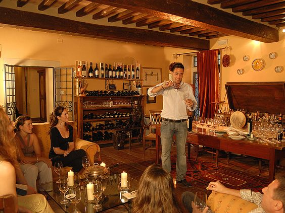 Taste your way around the world Explore True Tuscany
