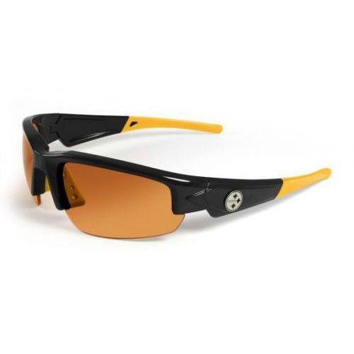 Pittsburgh Steelers Maxx HD Dynasty 2.0 Sport Sunglasses