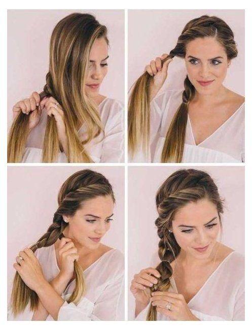 Gunluk Sac Modelleri Ve Yapilislari En Guzel Sac Modelleri Gunluk Sac Modelleri Ve Yapilislar En Guzel Sac Mode In 2020 Daily Hairstyles Hair Styles Medium Hair Styles