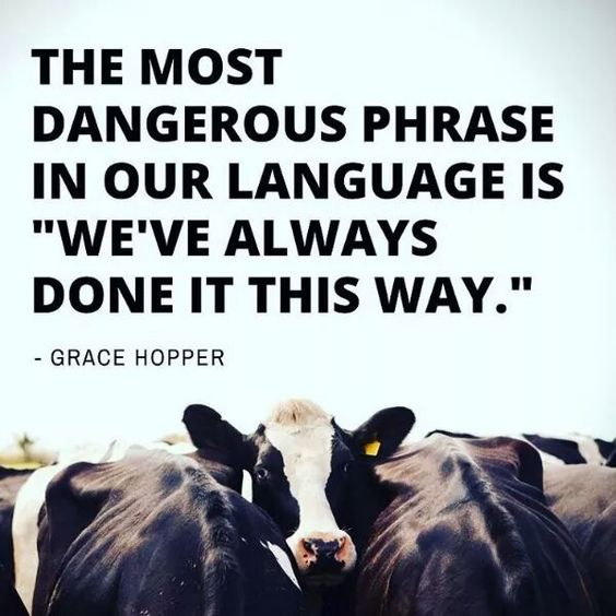 ~ courtesy Grace Hopper #vegan                                                                                                                                                                                 More: