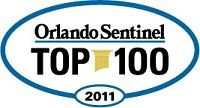 Rollins ranks 8th best in the Orlando Sentinel's 2011 Top 100 Companies for Working Families annual competition. Compiled by the Orlando Sentinel and published in the newspaper's Florida magazine special section, the Top 100 list honors the local companies who are most committed to family-friendly benefits.