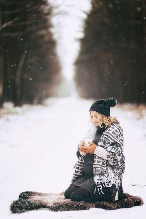 Se protéger des maux de l'hiver durant la grossesse
