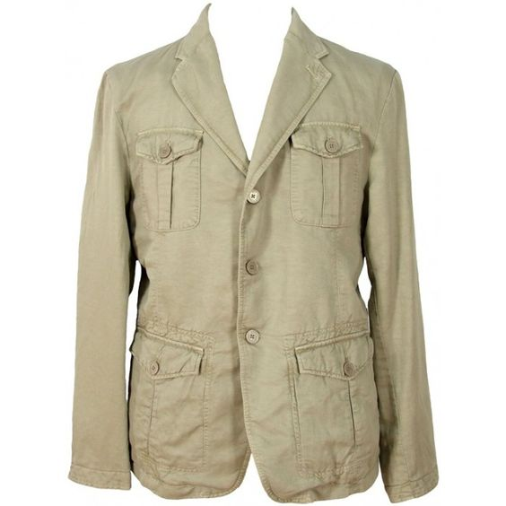 veste saharienne beige mcs malboro parka homme v tements homme parka homme pinterest. Black Bedroom Furniture Sets. Home Design Ideas