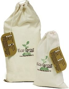 #6 - Eco Sprout Detergent has kept my diapers clean, white, and great smelling. It's the best cd-friendly detergent I've tried. Free Shipping at the Fuzzibunz Store. #clothdiapers #nopins