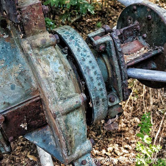Abandoned Photography - Radio Communications - Instant Download - Abandoned World War II, Abandoned College, Abandoned Radio Tower