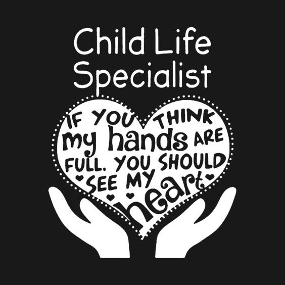 Check out this awesome 'child+life+specialist+t-shirt' design on @TeePublic!