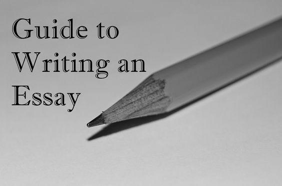 how begin an essay