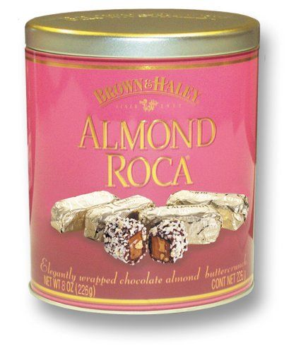 Almond Roca Gift Tin (8 oz) $8.50