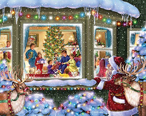 Christmas In Vermont 2021 Vermont Christmas Company Gift Giving Jigsaw Puzzle 1000 Piece Vermont Christmas Company In 2021 Vermont Christmas Company Christmas Jigsaw Puzzles Christmas Jigsaws