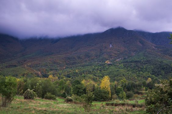 Viladrau mountain