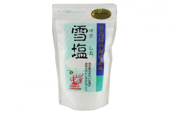 Yukisio of Miyakojima - Japanisches Yuki Shio-Schneesalz 250 g