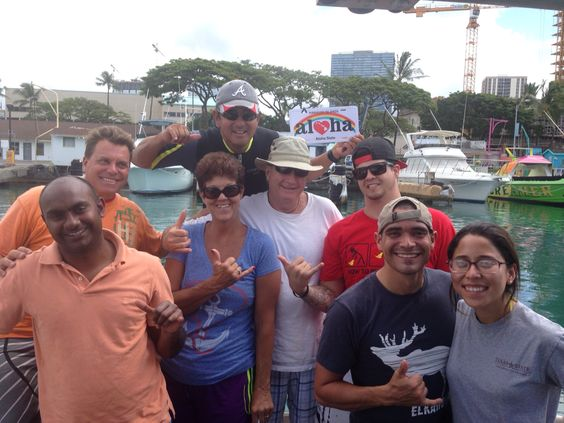 #hawaii #honolulu http://rainbowscuba.com/waikiki-scuba-diving.html