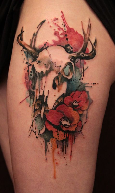 Gene coffey tattoos symbols of life and death in this for Symbols of death tattoos