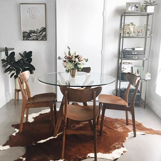 Unique And Warm Surround Your Dining Table With Warmth And A Rustic Feel By Incorporating One Of Our Tiny Dining Rooms Dining Room Small Apartment Dining Room