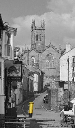 Helen Glover - Quay Street - Penzance