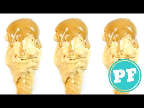Sorvete de DOCE DE LEITE | PratoFundo - YouTube