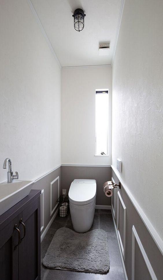 トイレ シーリングライト例