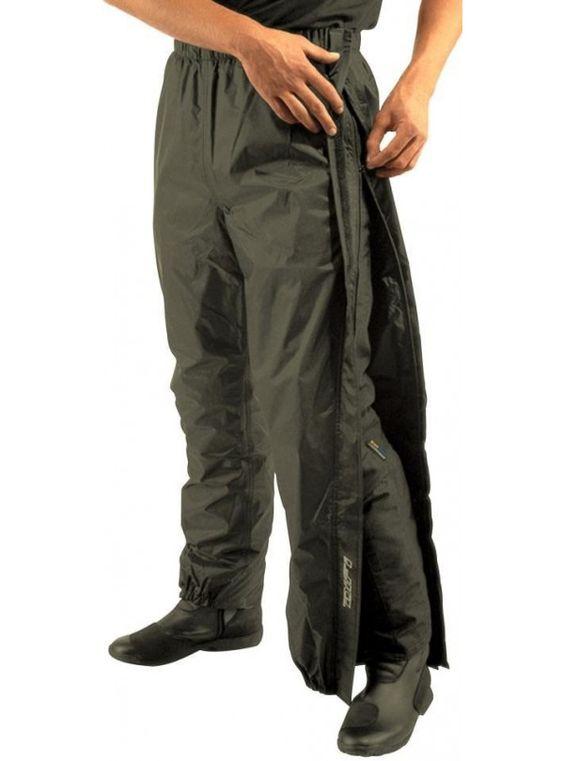 pantalon pluie moto à enfilage facile et rapide ZIP DIFI