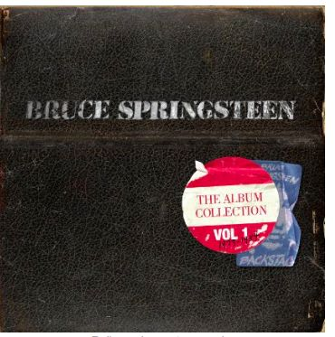Bruce Sprinsteen The Album Collection Vol. 1 1973-1984