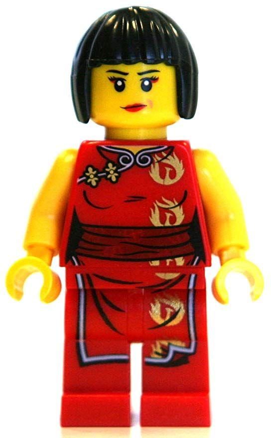 Lego le Ninjago movie minifigures 71019-Choisissez votre lego Minifigure