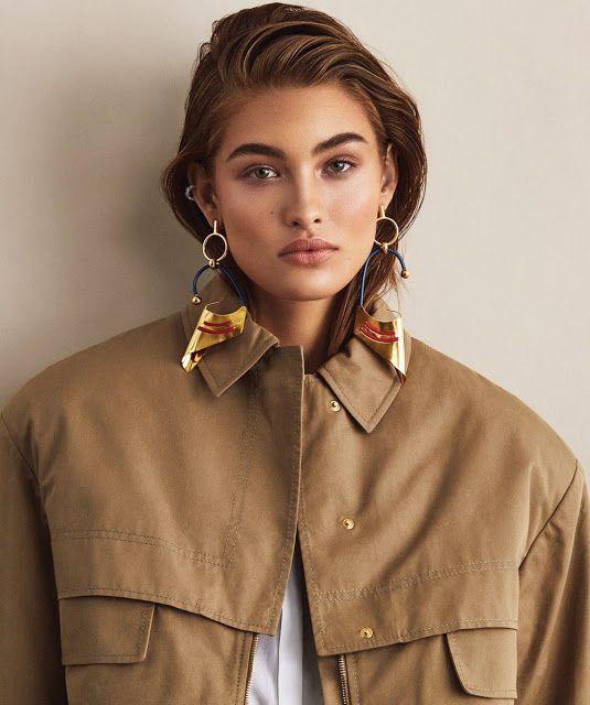 Grace Elizabeth | Vogue México Janeiro 2017 | Editoriais - Revistas de Moda