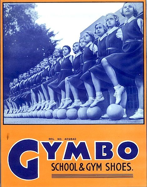 GYMBO School and gym shoes