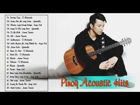 Opm Pinoy Acoustic Trending Karaoke Songs Acoustic Song Song Playlist