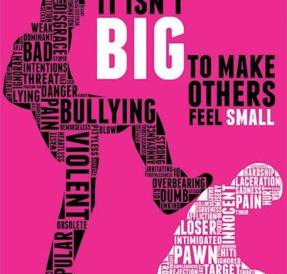ANTI-BULLYING PINTEREST BOARD~  Found this great online resource for anti-bullying posters and materials.
